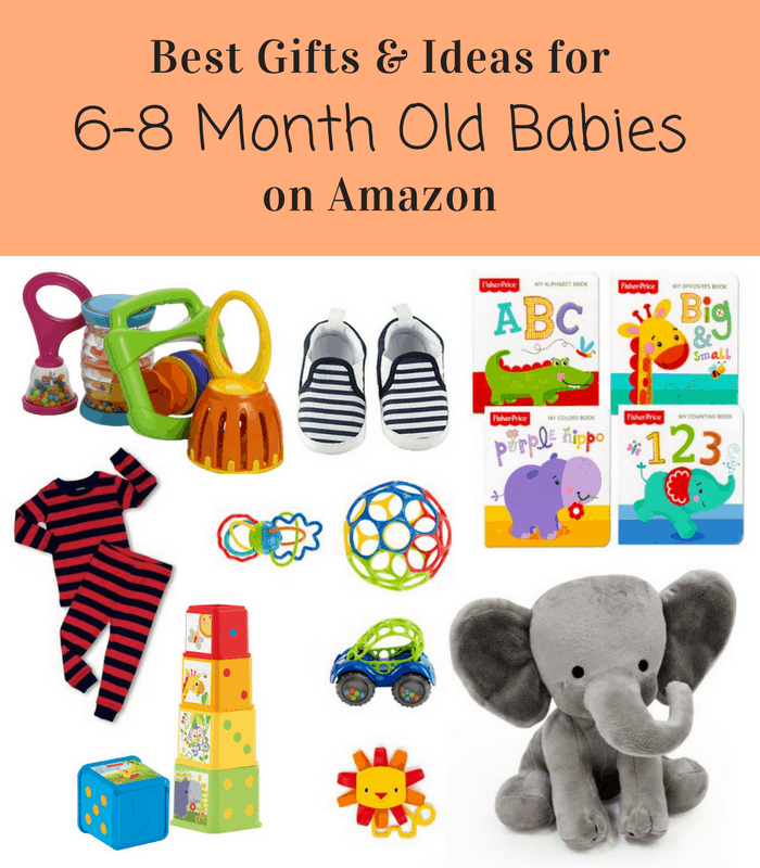 Best Baby Toys For 8 Months Old : Best gifts ideas for month olds on amazon